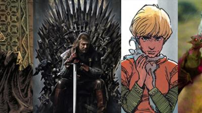 Clin d'oeil : pour les fans de Game of Thrones